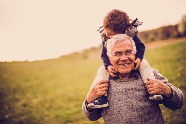 will wealth grandchildren