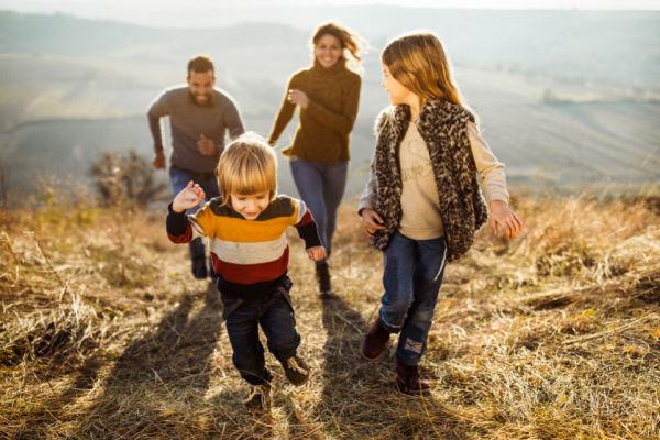 Parents with children wills